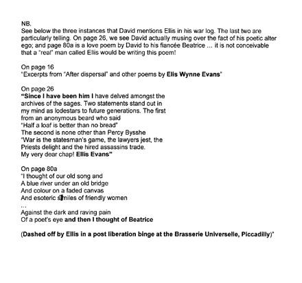 Ellis Evans Letter 3