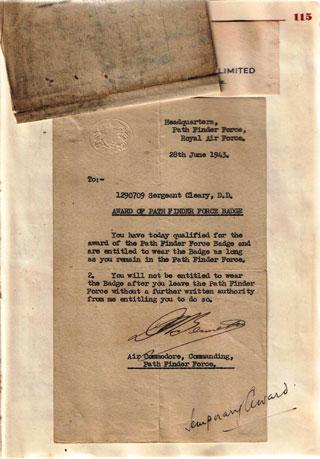 Letter - June 28, 1943
