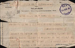Letter - August 24, 1943