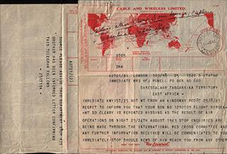 Letter - August 26, 1943