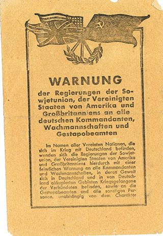 Page 121, German leaflet