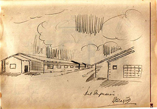 Page 30, Hut Impression. Stalag IVB