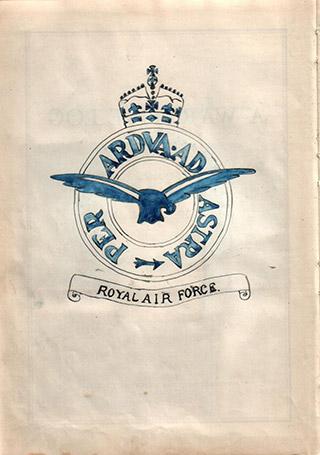 Page 6, RAF Crest